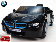 Elektrické auto BMW I8 Concept s 2,4G DO - černé
