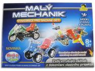 Malý mechanik - Dopravní prostředky  druhů