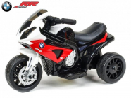 Elektrická tříkolka Trike BWM S1000RR - červená