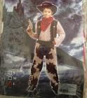 Kovboj dětský kostým