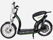 CROSCO 2019 E-line 100 - mechanické brzdy