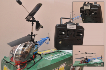 Rc Vrtulník ALOUETTE