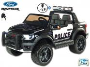 Elektrické auto pickup Ford Raptor policie USA
