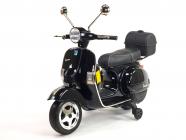 Elektrický skútr Piaggio Vespa PX150 černý