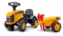 Odrážedlo JCB traktor 215