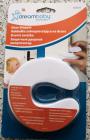 Ochrana proti přiskřípnutí prstů bílá