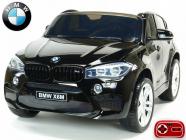 Elektrické auto BMW X6M s 2,4G, dvoumístné, černé