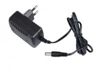 Nabíječka 12V / 1500mA s LED diodou nabití baterie, pro 12V dětská vozítka