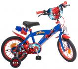 Dětské kolo Spider-Man, velikost 14
