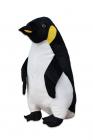 Plyšový roztomilý tučňák, výška 55cm, obvod těla 79cm