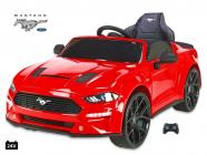 Elektrické auto Ford Mustang GT s 2.4G, 24V, lakovaný červený