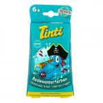 Tinti Barva do vody, 6 ks Pirát