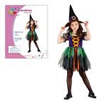 Čarodějka - dětský kostým