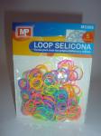 LOOP SELICONA - mix neonové 906