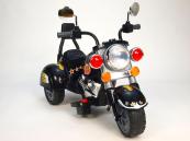 Elektrická motorka chopper Harley