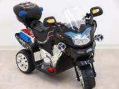 Elektrická motorka FX střední velikost černá
