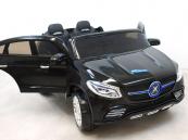 Elektrické auto SUV Star s DO černé