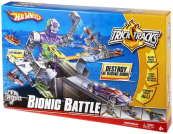 Hot Wheels - Hrací sada Bionic Battle