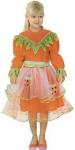 Jahodová princezna - dětský kostým