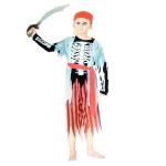 Pirát-kostra - dětský kostým
