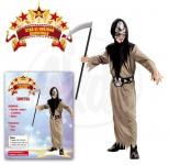 Smrtka - dětský kostým