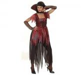 Vampírka gótická - kostým