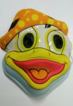 Maska karnevalová - Kačer - plast