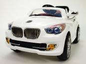 Elektrické auto bavor s DO - bílý