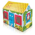 Dětský domeček s okny