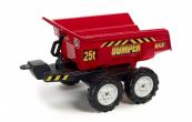 Vlek za traktor Dumper maxi 4 kolový