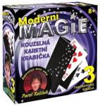Moderní Magie: Kouzelná karetní krabička