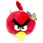 Plyšový Angry Birds - červený