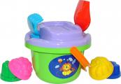 Sada na písek s kbelíčkem č. 194