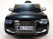 Elektrické auto Audi S5 s 2.4G DO černé