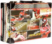 Kufřík Formule 1 malý okovaný
