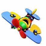 Mic-o-Mic - Malé letadlo Butterfly