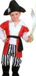 Pirát - karnevalový kostým malý