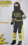 Ninja Amarillo - dětský kostým