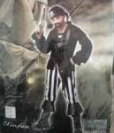 Pirát - dětský kostým
