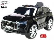 Elektrické auto Audi Q8 s 2,4G DO, Černý