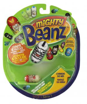 Mighty Beanz - Fazole 6ks
