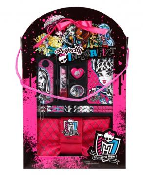 Monster High - Dárková sada na kreslení