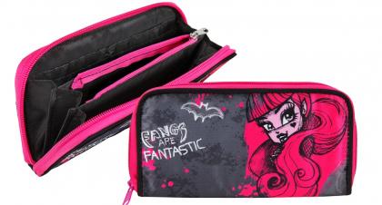 Monster High - Peněženka Fangs are fantastic
