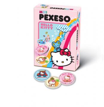 PEXESO HELLO KITTY