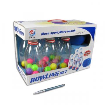 Bowlingová souprava