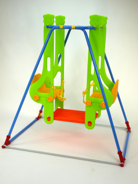 Dětská dvoumístná houpačka Double Swing.jpg
