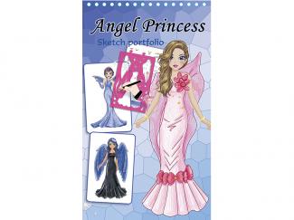 Fashion girl - andělská princezna