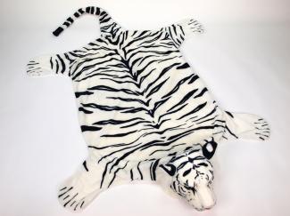 Plyšová předložka Tygr bílý XL.jpg