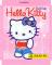 Samolepky Hallo Kitty fashion