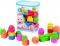 Clemmy baby - Clemmy 24 kostek v plastovém pytli